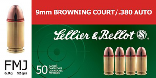 9 mm Browning Court